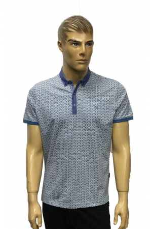 футболка поло 8524