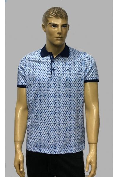 футболка поло 8637