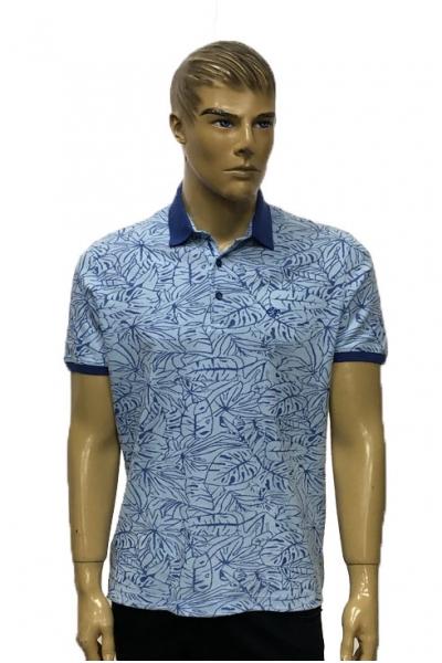 футболка поло 8651
