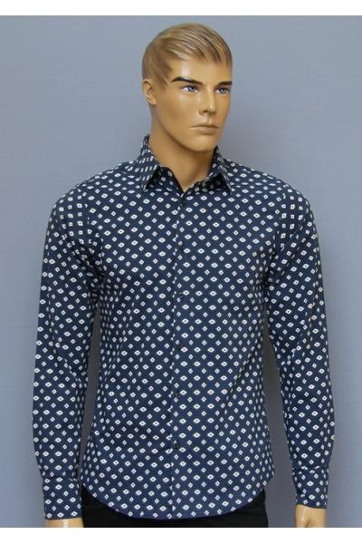 Рубашка Gissi 8719