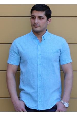 Рубашка с коротким рукавом 820