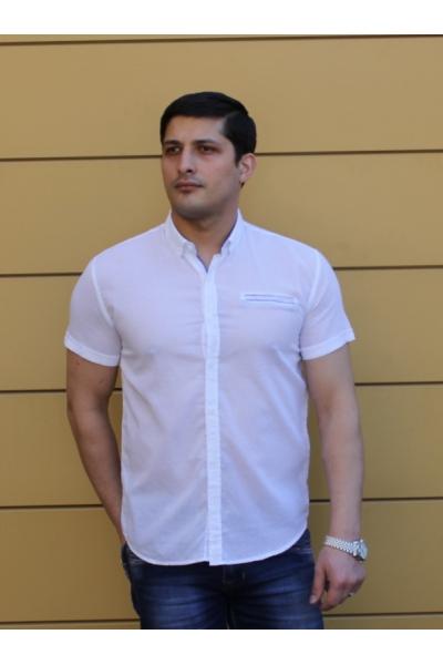 Рубашка с коротким рукавом 822