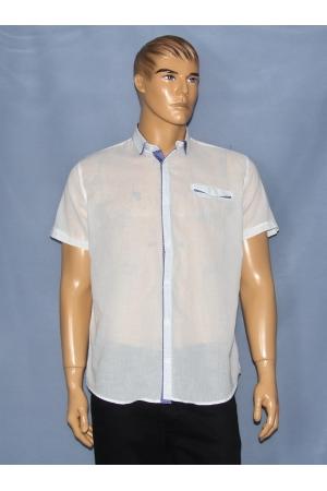 Рубашка с коротким рукавом 821