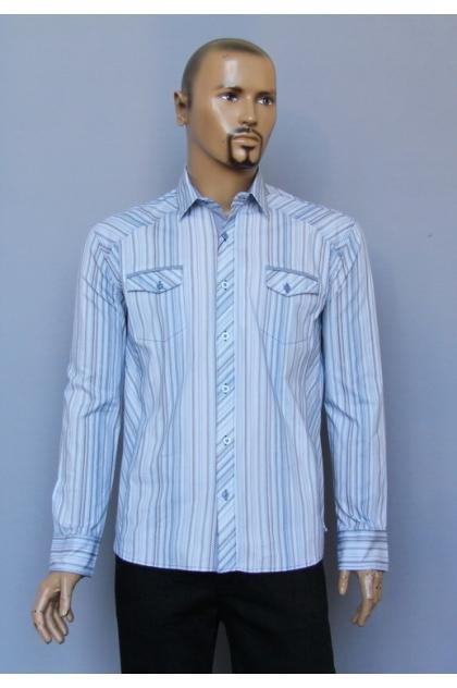Рубашки длинный рукав 618