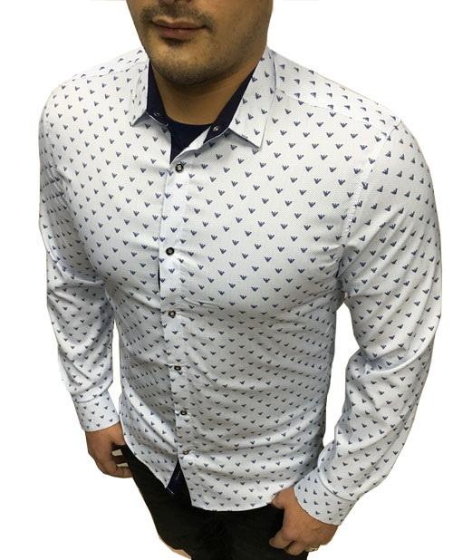 Рубашка INFINTY А. 1428 купить оптом в Москве