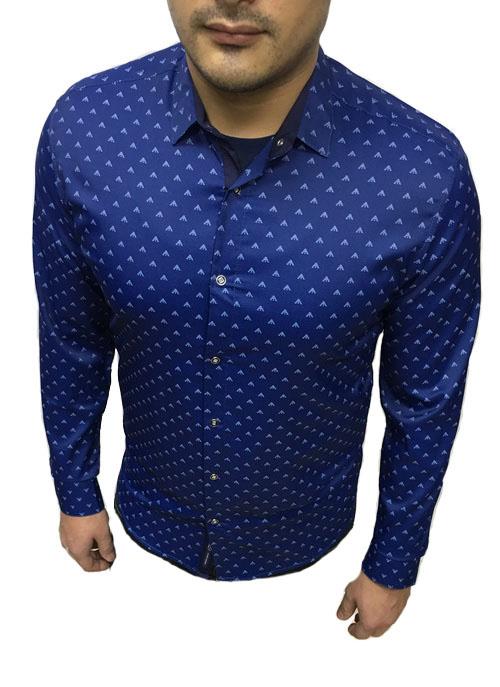 Рубашка INFINTY А. 1463 купить оптом в Москве