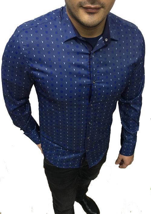 Рубашка INFINTY А. 1467 купить оптом в Москве