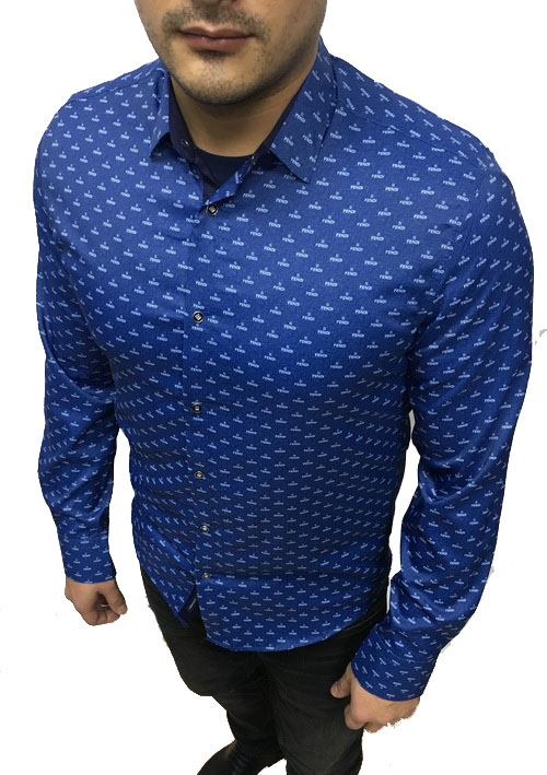 Рубашка INFINTY А. 1468 купить оптом в Москве