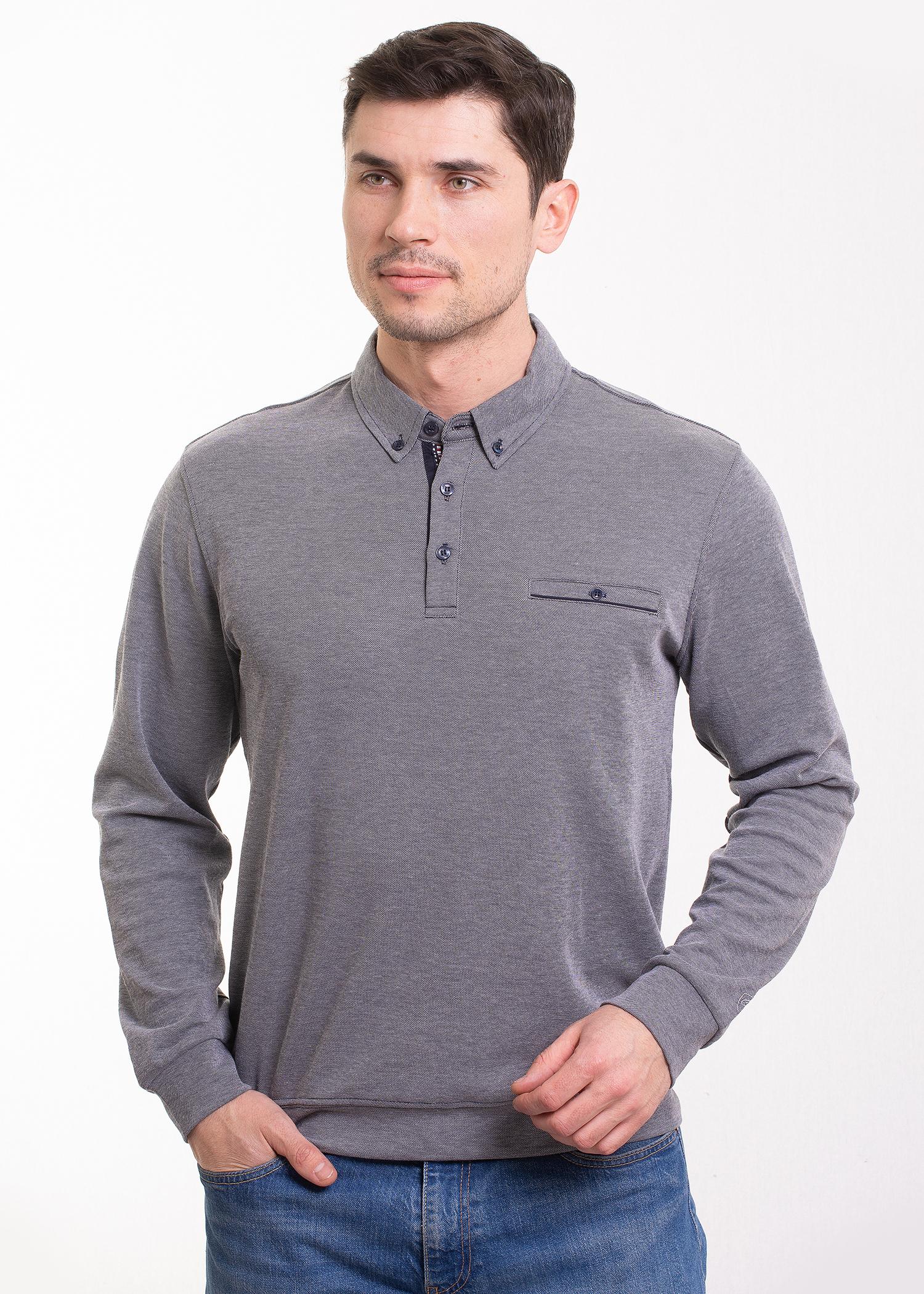 Рубашка поло А. 9018  купить оптом в Москве