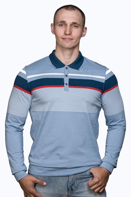 Рубашка поло 9037