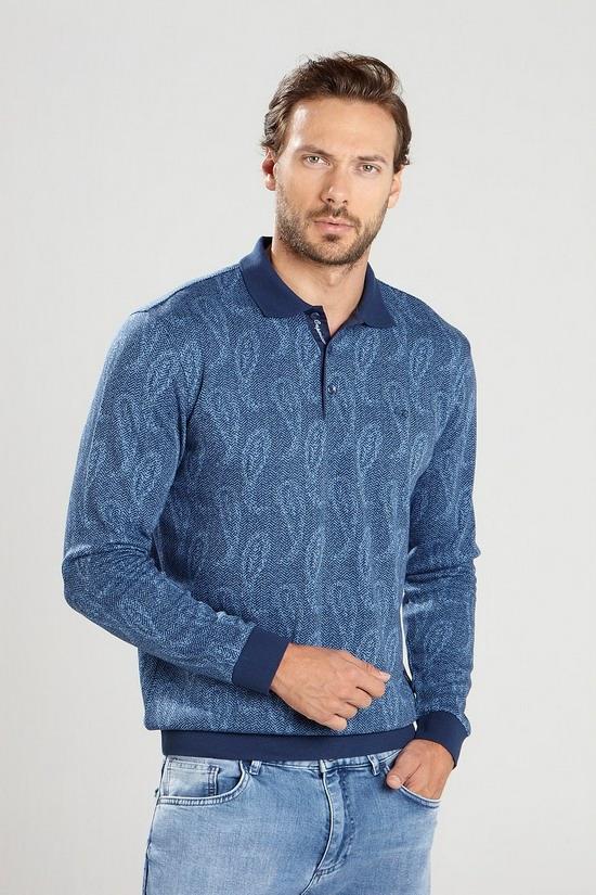 Caporicco Рубашка поло А. 9095