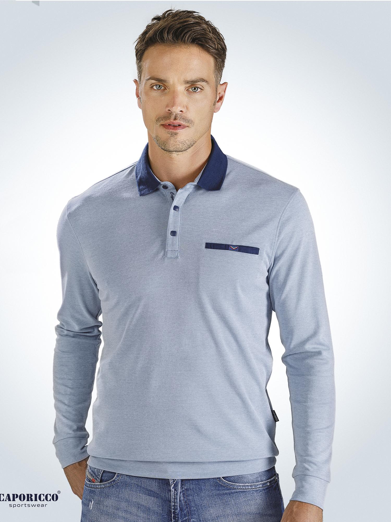 Рубашка поло Caporicco А. 9237