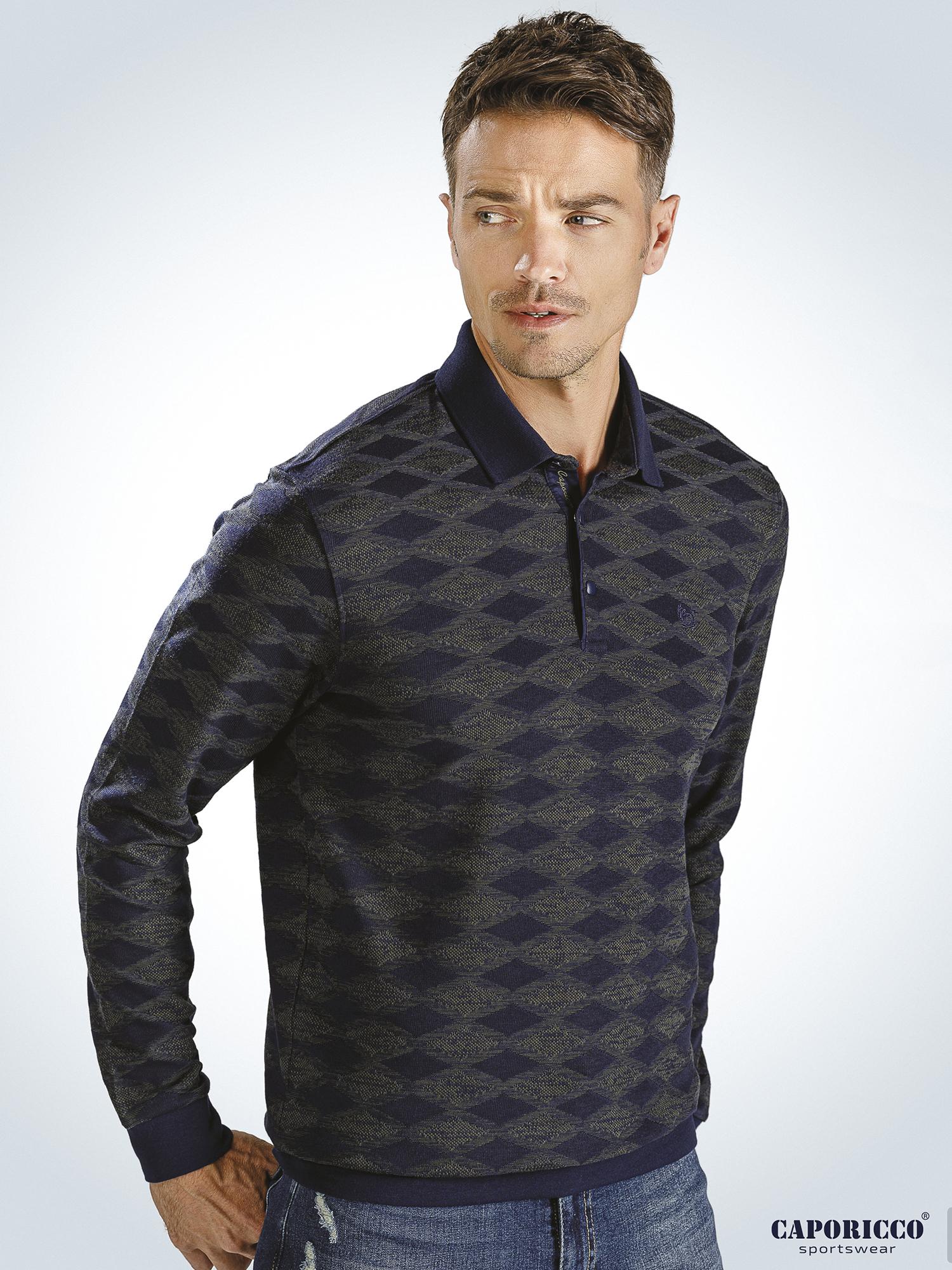 Рубашка поло Caporicco А. 9245