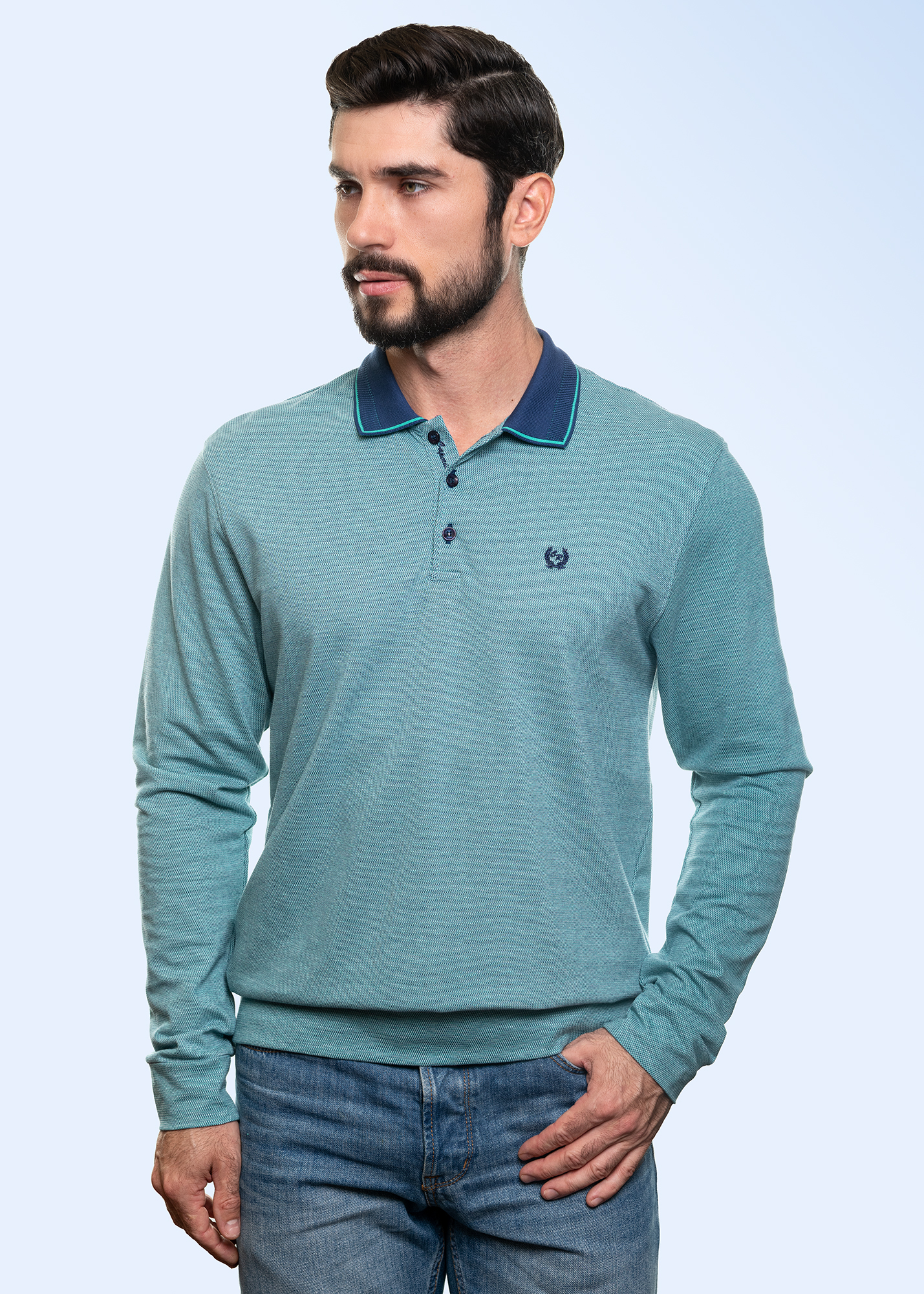 Рубашка поло А. 9277