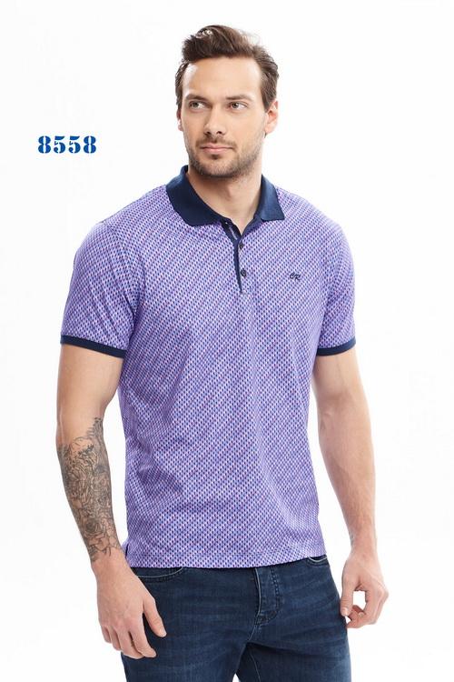 Рубашка поло 8558