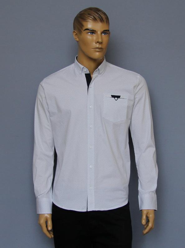 Рубашка 4324 купить оптом в Москве
