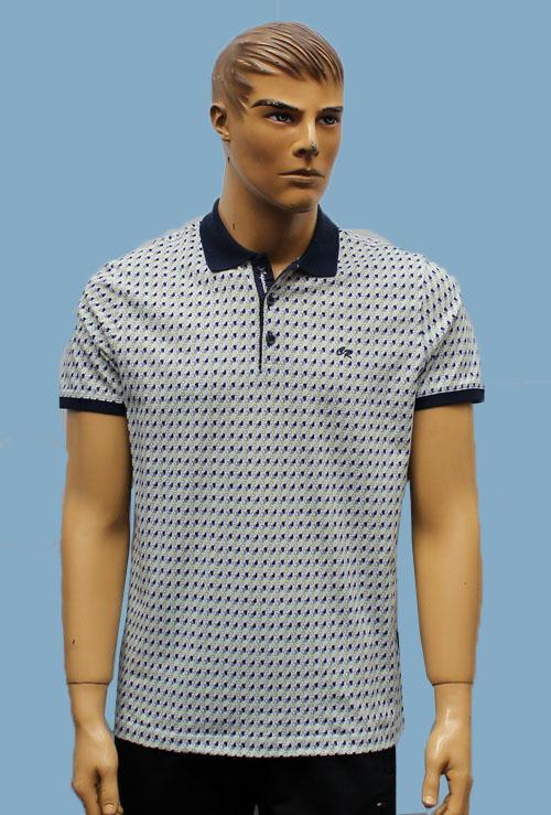 Рубашка поло А. 8595 купить оптом в Москве