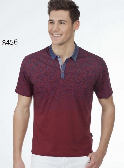 Рубашка поло А. 8456 купить оптом в Москве