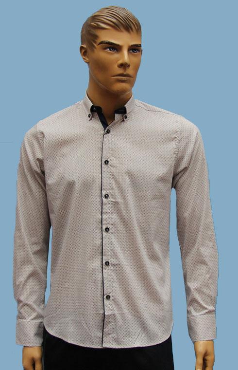 Рубашка INFINTY А. 0110 купить оптом в Москве