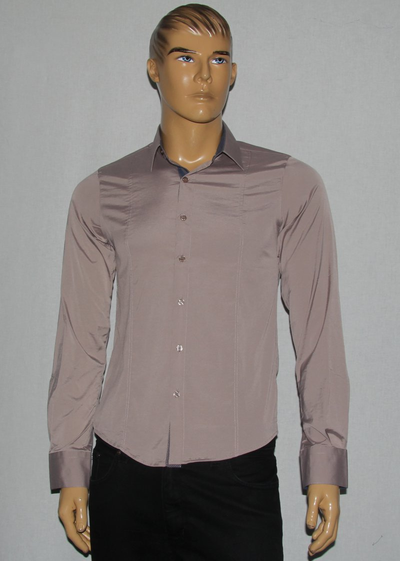 Рубашка Guanto А. 1016 купить оптом в Москве