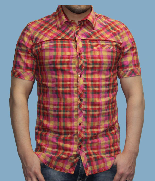 Рубашка Guanto А. 719