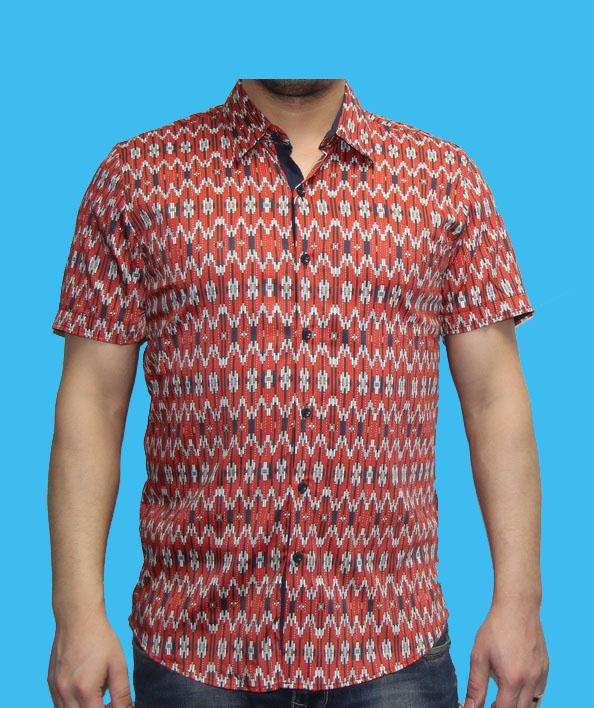Рубашка Guanto А. 0703