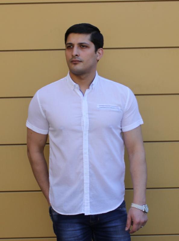 Рубашка LOST LION А. 822