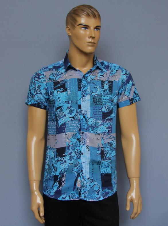 Рубашка А. 8687 купить оптом в Москве