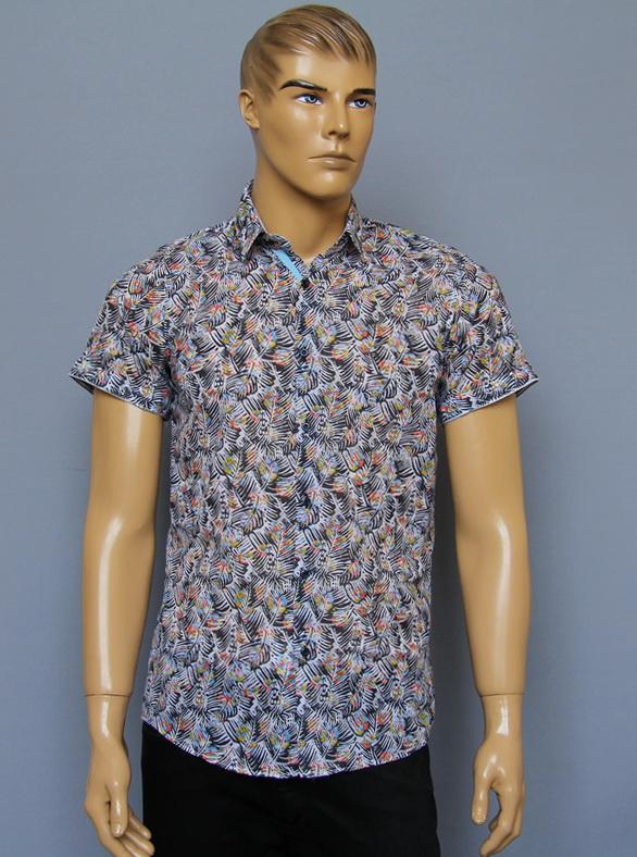 Рубашка А. 8590 купить оптом в Москве