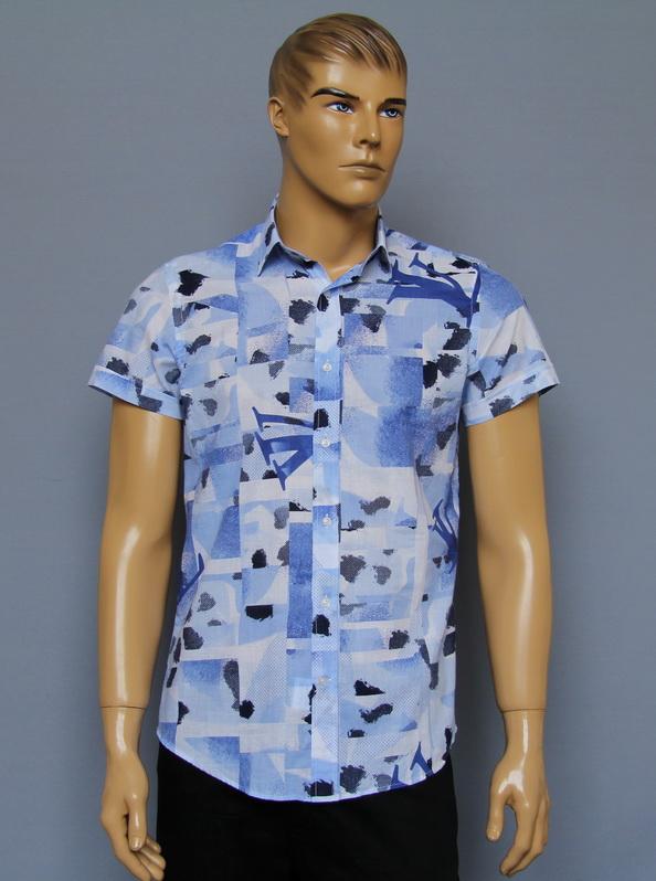 Рубашка А. 8509 купить оптом в Москве