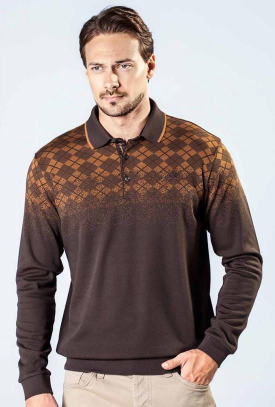 Рубашка поло Caporicco в А. 9025