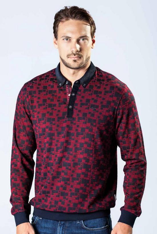Рубашка поло Caporicco А. 7995