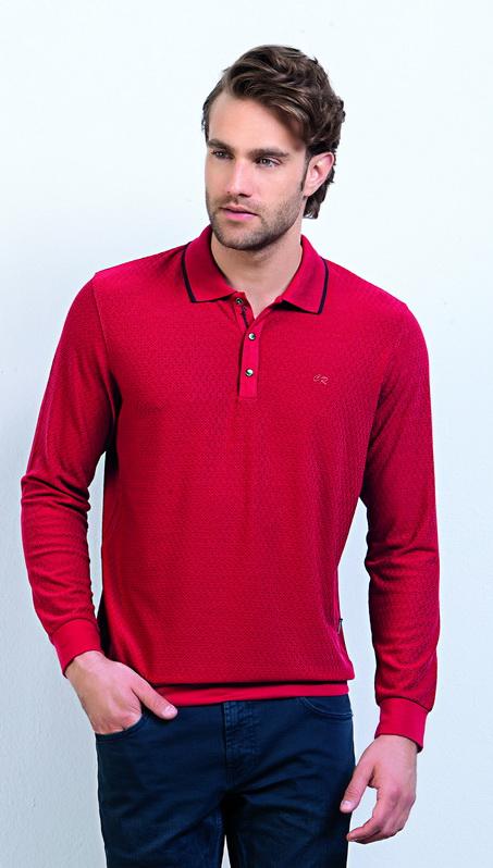 Рубашка поло А. 7741